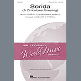 Download or print William C. Powell Sorida (A Zimbabwe Greeting) Sheet Music Printable PDF 12-page score for Concert / arranged SSAA Choir SKU: 177551.