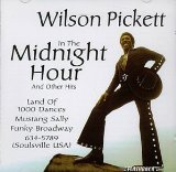 Download Wilson Pickett 'In The Midnight Hour' Printable PDF 2-page score for Soul / arranged Alto Sax Solo SKU: 32940.