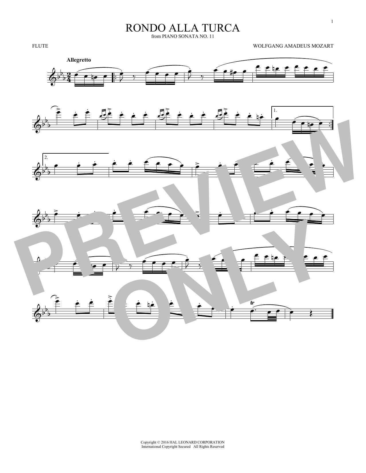Alla Turca Mozart wolfgang amadeus mozart 'rondo alla turca' sheet music notes, chords |  download printable cello solo - sku: 193003