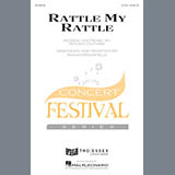 Download or print Woody Guthrie Rattle My Rattle (arr. Susan Brumfield) Sheet Music Printable PDF 11-page score for Folk / arranged 2-Part Choir SKU: 170052.