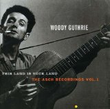 Download or print Woody Guthrie This Land Is Your Land Sheet Music Printable PDF 2-page score for Country / arranged Piano, Vocal & Guitar (Right-Hand Melody) SKU: 19015.