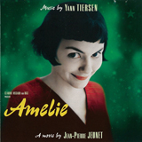 Download Yann Tiersen 'La Valse D'Amelie' Printable PDF 4-page score for Film/TV / arranged Piano Solo SKU: 175941.
