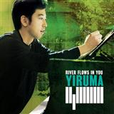 Download or print Yiruma River Flows In You Sheet Music Printable PDF 5-page score for New Age / arranged Piano Duet SKU: 164041.