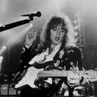 Yngwie Malmsteen, Queen In Love, Guitar Tab
