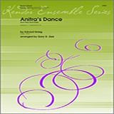 Download or print Ziek Anitra's Dance - Trombone Sheet Music Printable PDF 2-page score for Classical / arranged Brass Ensemble SKU: 313894.