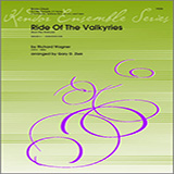 Download or print Ziek Ride Of The Valkyries (from Die Walkure) - Full Score Sheet Music Printable PDF 18-page score for Classical / arranged Brass Ensemble SKU: 313814.